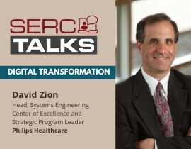 """SERC TALKS: """"How are Digitalization and AI Driving Improvements in Healthcare Delivery?"""""""